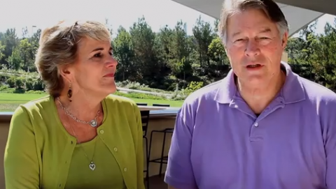Standing Stone Ministries – Norm & Bobbe Evans