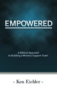 Book Cover: Empowered by Dr. Ken Eichler
