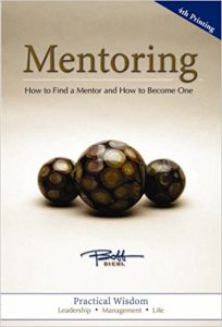 Book Cover: Mentoring: How to Find a Mentor and How to Become One by Bob Biehl