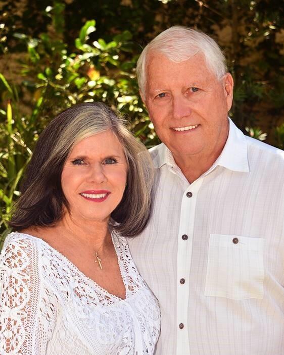 Jim and Debbie Hogan